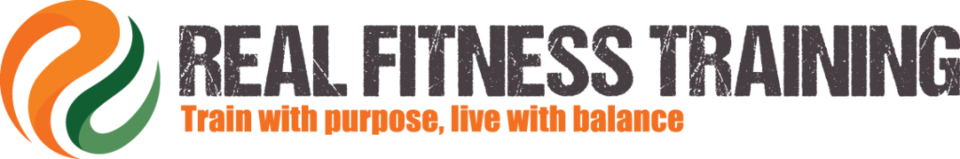 Real Fitness Training logo