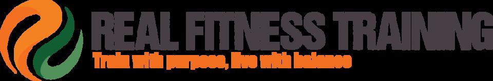 Real Fitness Training logo