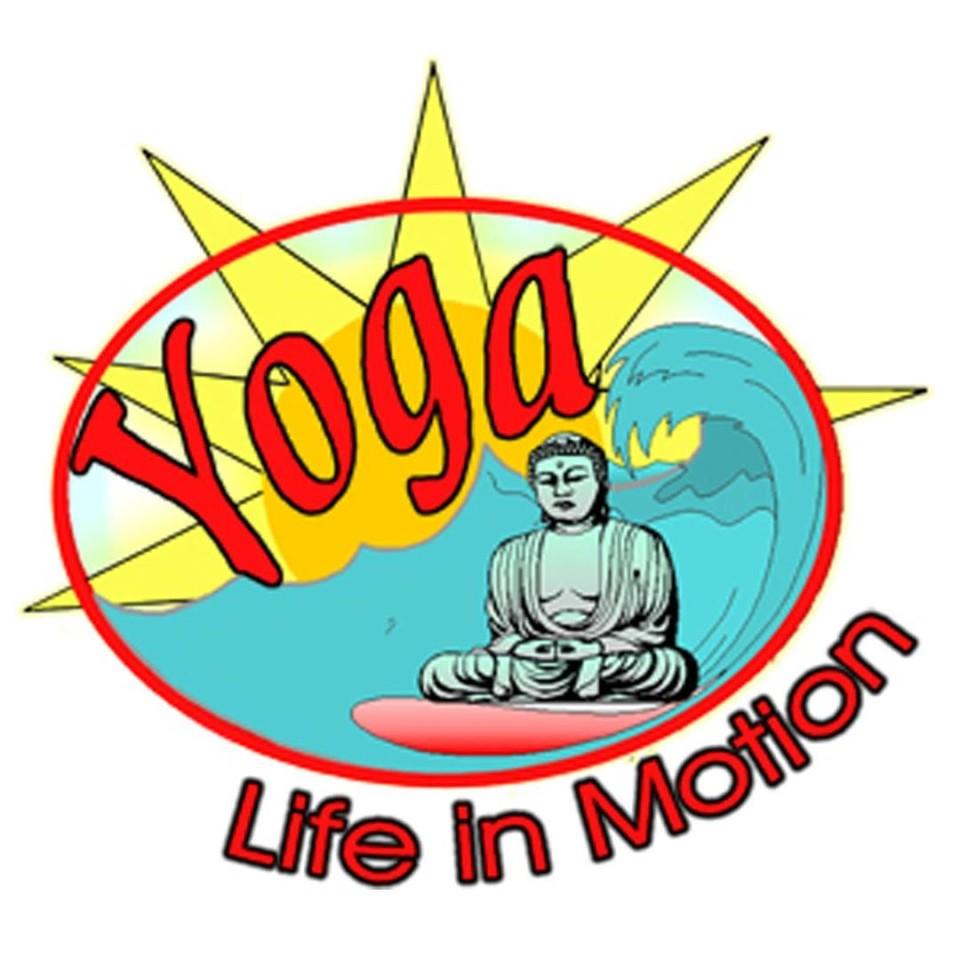 Life In Motion Yoga logo