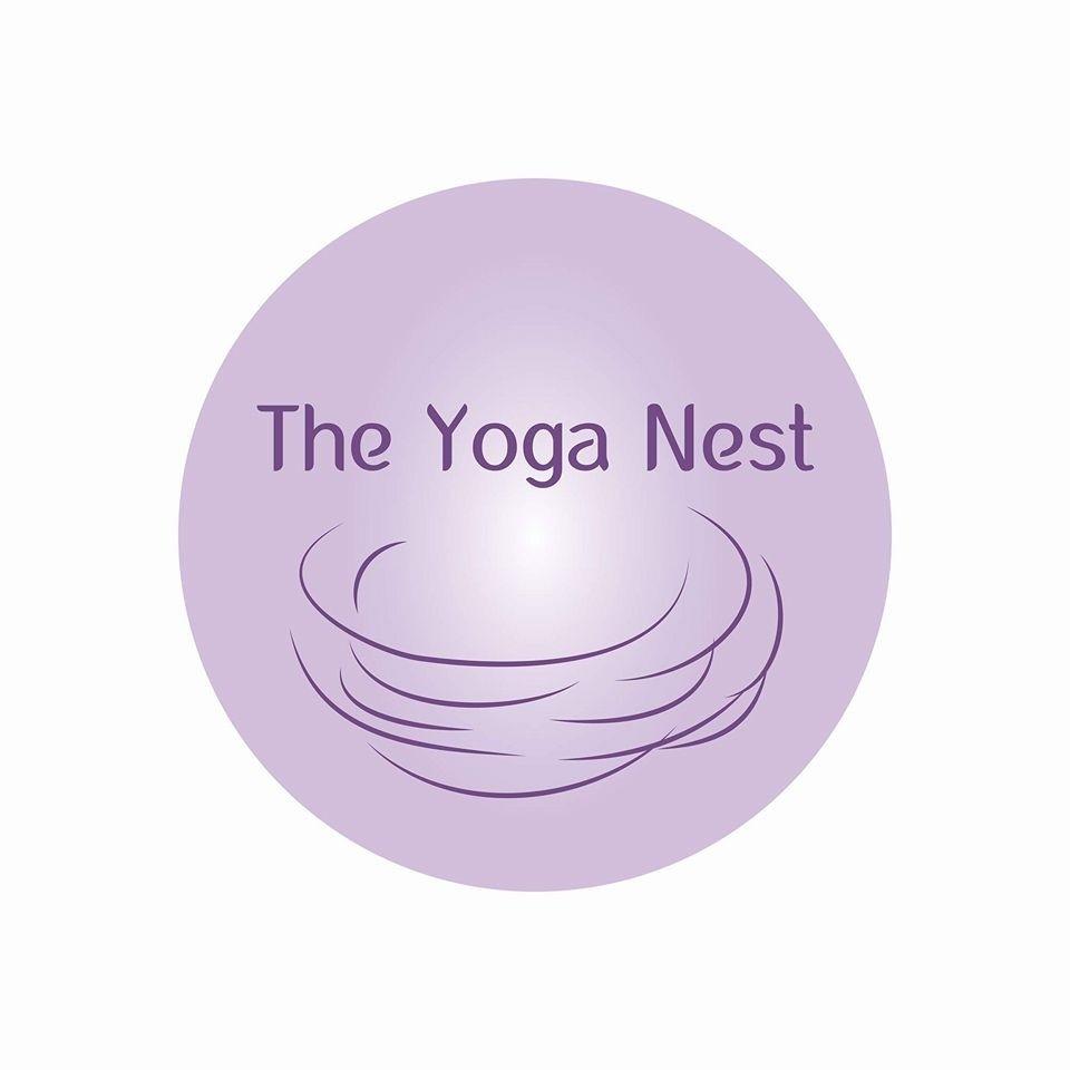 The Yoga Nest logo