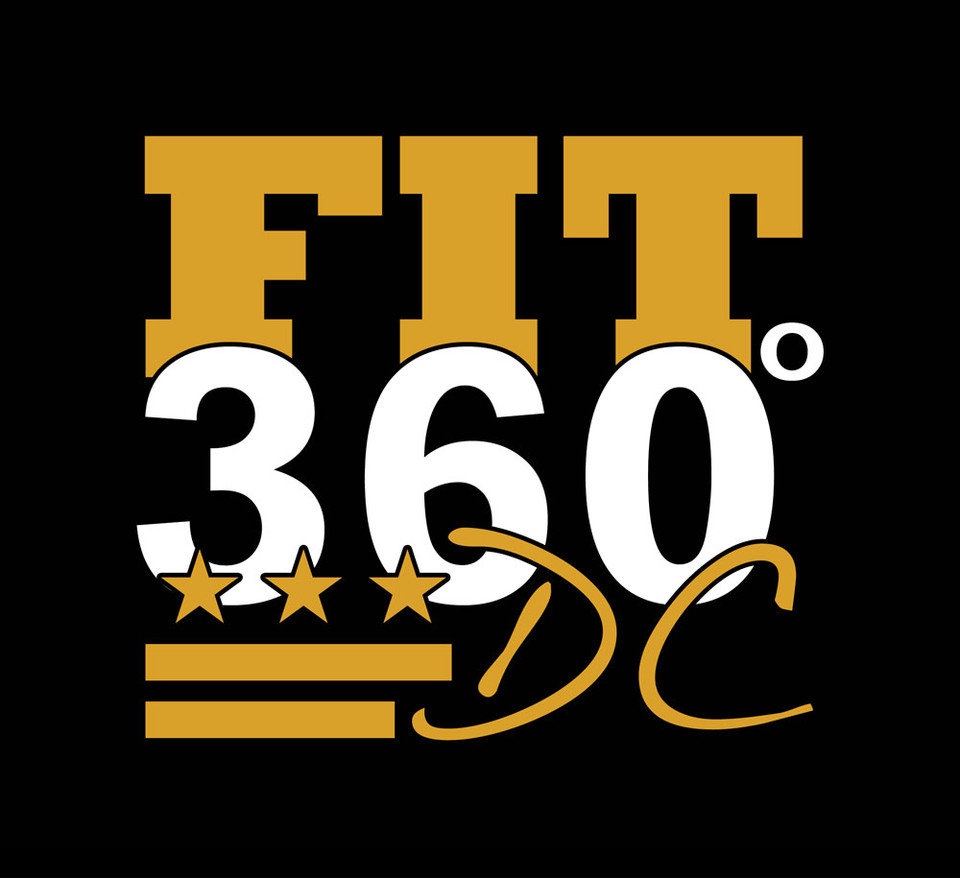 Fit 360 DC logo