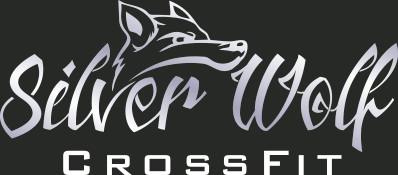 Silver Wolf CrossFit logo
