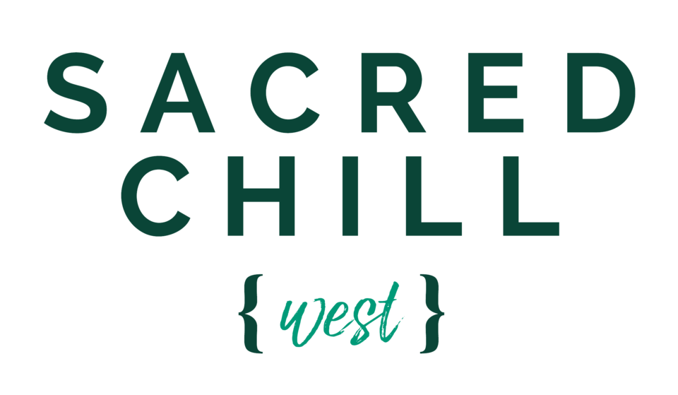 Sacred Chill West logo