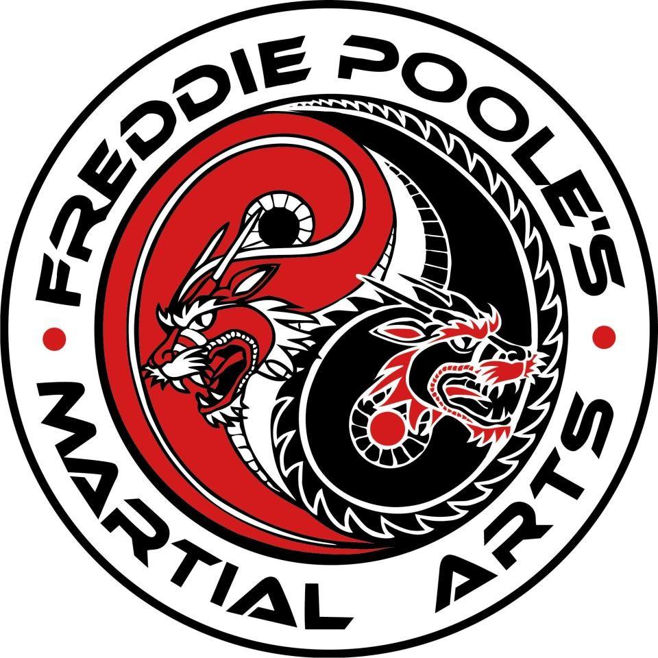Freddie Poole Martial Arts logo
