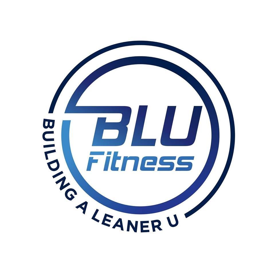 Blu Fitness logo